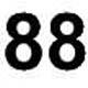 88 symbool